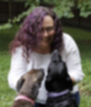 Christine Flint, dog trainer, Pittsburgh, PA