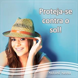 Proteja-se do Sol!