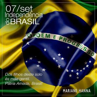 Independência do Brasil!