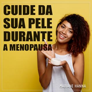 Pele na menopausa