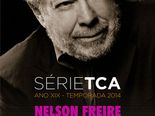 Nelson Freire e OSBA