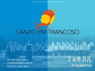 Academia Canto em Trancoso 2017
