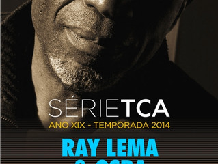 Ray Lema e Orquestra sinfônica da Bahia