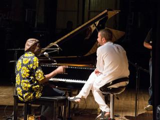Ray Lema e Saulo em dueto