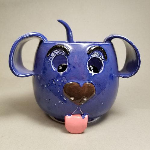 """Yarn Bowl """"Puppy"""" #204"""