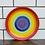 Thumbnail: Rainbow Plate #124