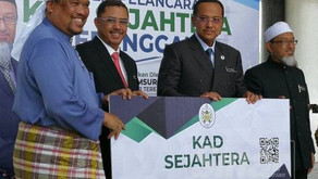 Kad Sejahtera untuk rakyat Terengganu bulan depan