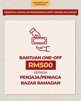 gambar 1 bantuan peniaga bazar ramadan 2