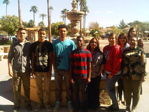 SACA Students visit Le Corden Bleu!