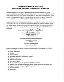 Meeting Date: June 25, 2020