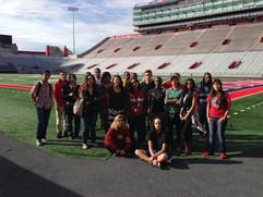 SACA visits University of Arizona Athletics!