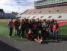 SACA visits University of Arizona Athletics!