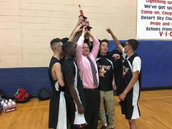 Basketball Champions!