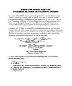 Meeting Date: June 20, 2017