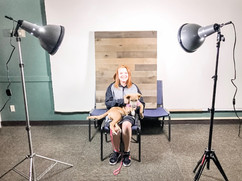 Film shoot and dogs... talk about another awesome day at SACA!
