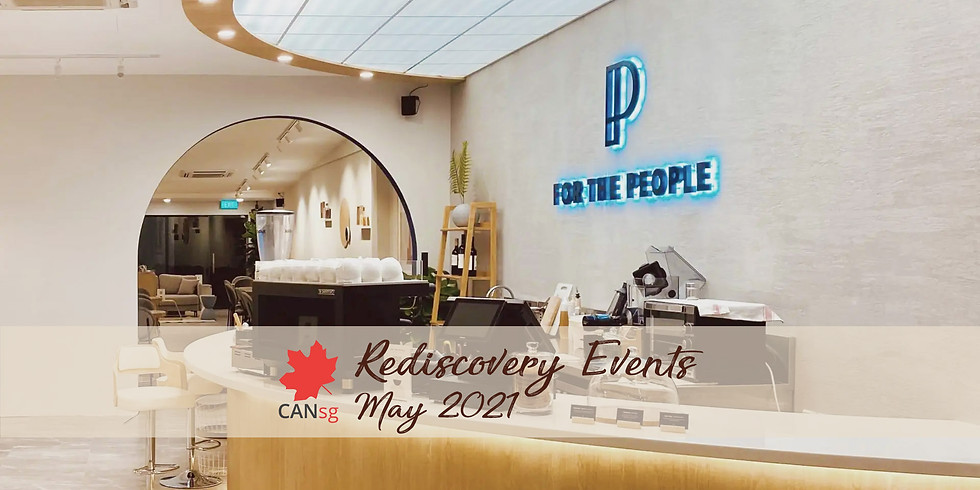 Cafe Rediscovery: For The People