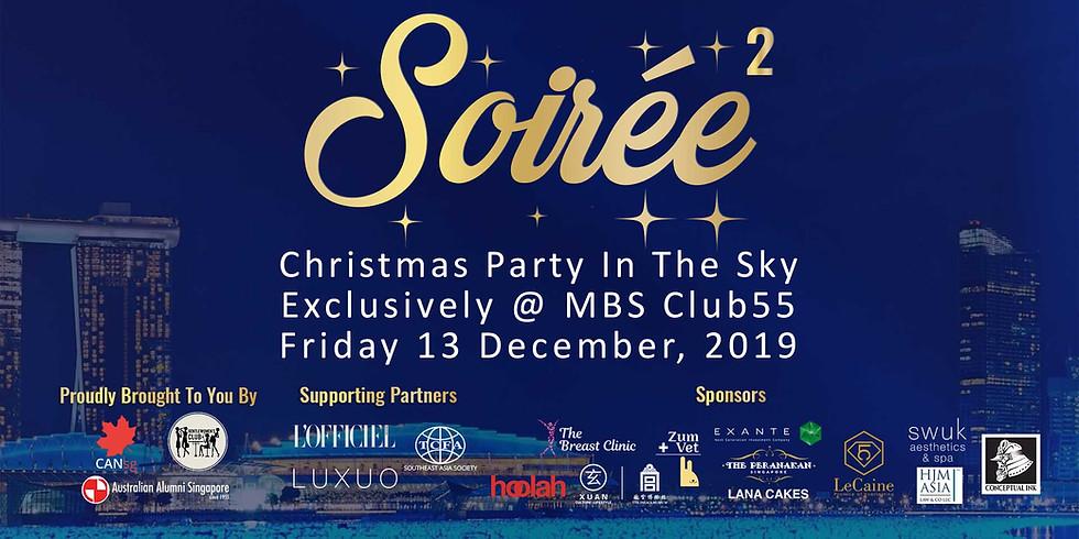 Soirée 2 @ Marina Bay Sands Club55