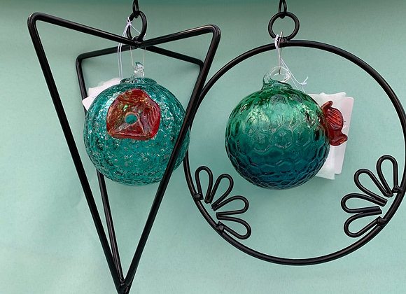 Decorative Hanging Hummingbird Feeder