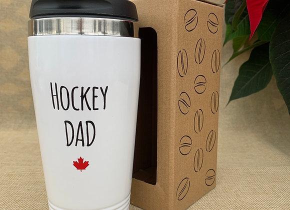 Hockey Dad Mug