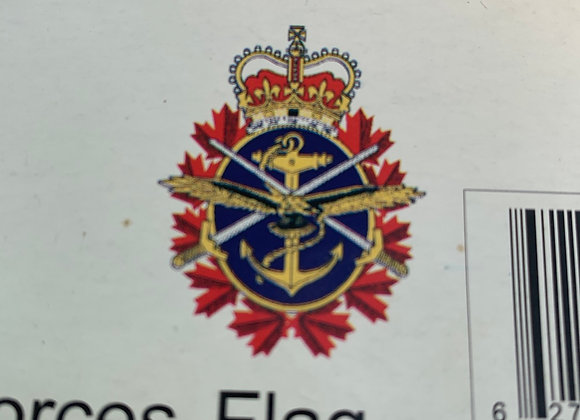 3' x 5' Canadian Armed Forces Flag