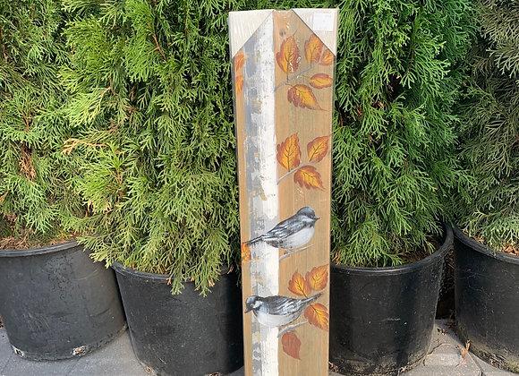 Fall Bird Sign