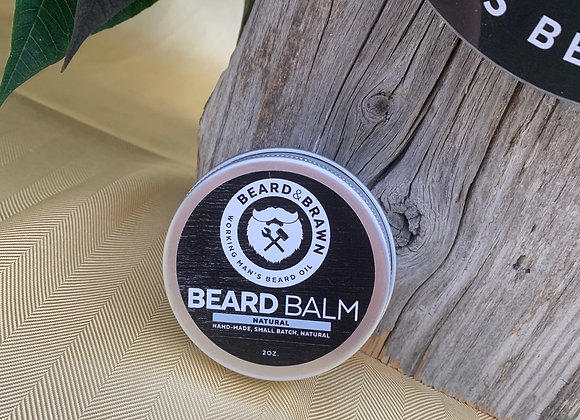 Beard & Brawn - Beard Balm