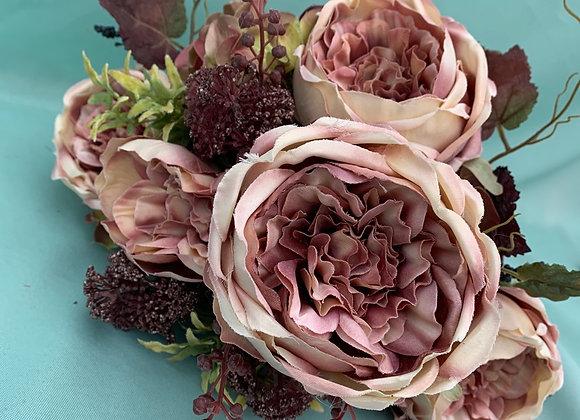 Permanent Peony Bouquet