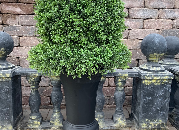 3' Permanent Boxwood Topiairy