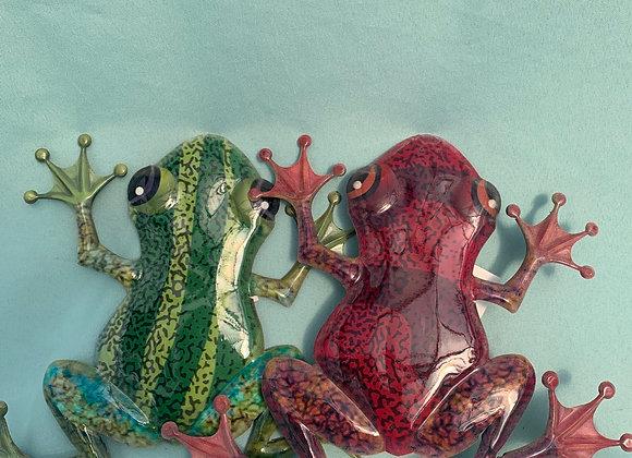 Metal Frogs