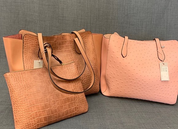 Large Handbag Set