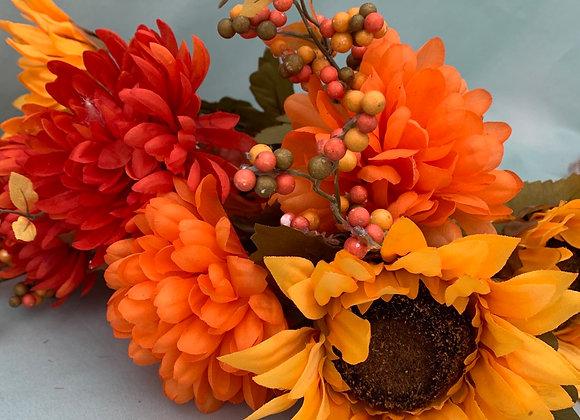 Permanent Fall Bouquet