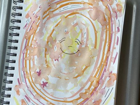 Easy Marker Art