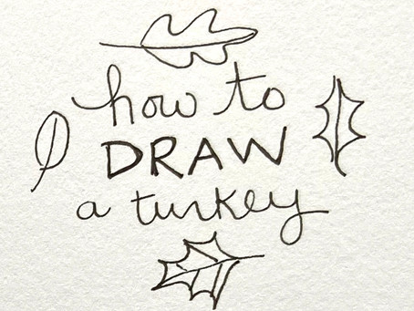 Draw a Turkey - Don't Be One