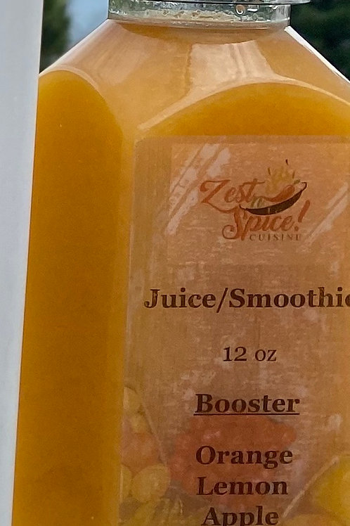 Juice Booster