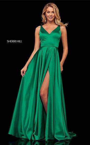 Sherri Hill 52410 Emerald