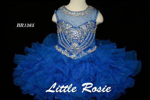 Little Rosie BR1365 Royal