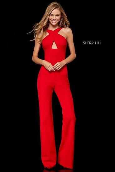 Sherri Hill 52346 Red