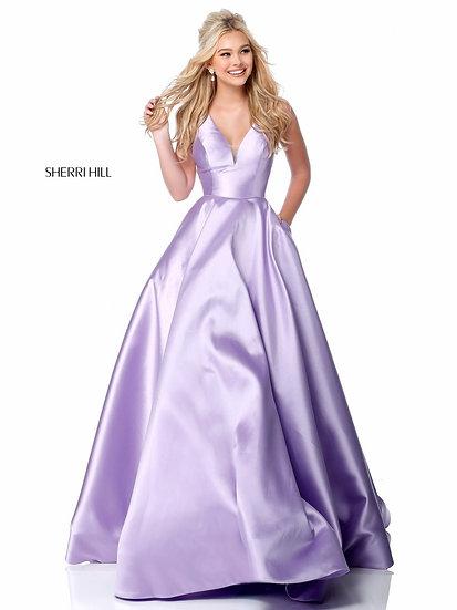 Sherri Hill 51856 Lilac