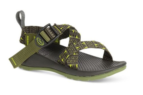 Chaco Children's Sandals Forest Points