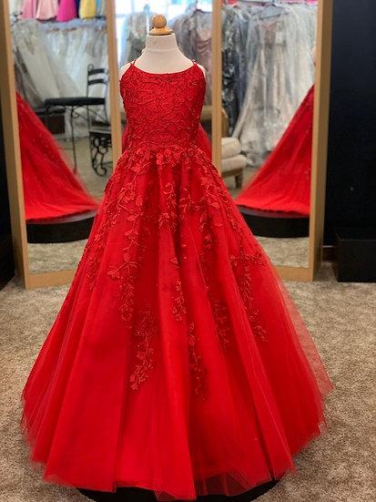 Sherri Hill K53103 Red