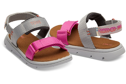 TOMS Ray Drizzle Grey