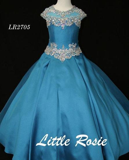 Little Rosie LR2705 Caribbean Blue