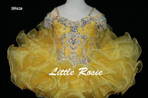 Little Rosie BR428 Yellow