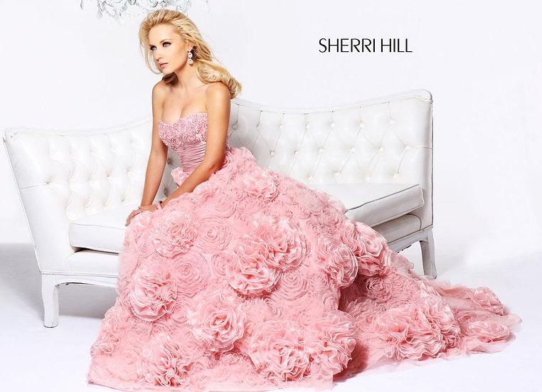 Sherri Hill 21171 Light Pink