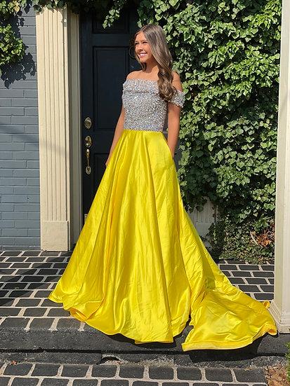 Ashley Lauren 11070 Yellow