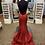 Thumbnail: Jovani 07897A Red