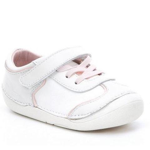 Sole Play Galien Bump Toe Sneaker White