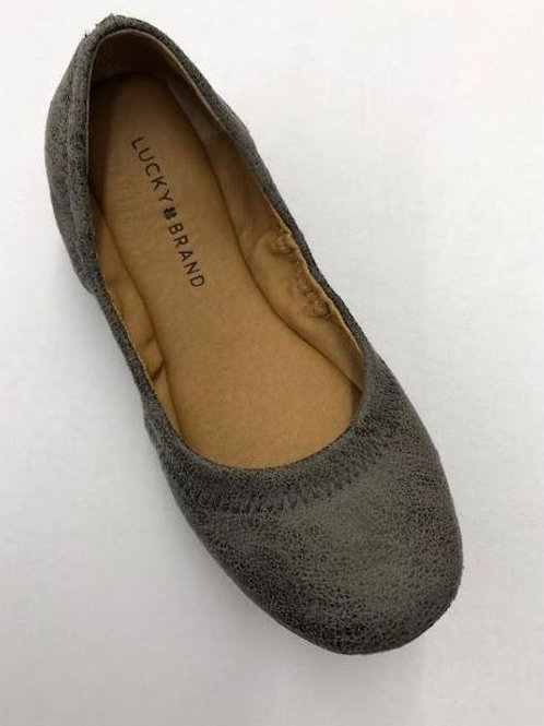 Lucky Brand Emmie Flat Brindle