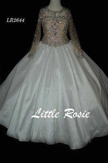 Little Rosie LR2644 Gold/White