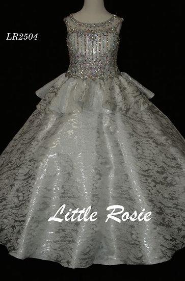 Little Rosie LR2504 Silver
